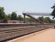 सिंधुदुर्ग : कणकवली रेल्वे स्थानकात मुलभुत सुविधांची वानवा, प्लॅटफॉर्म दोन वर छप्पराची आवश्यकता