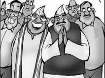 कर्नाटकातील मठांमधून मिळणार सत्तेचा कौल