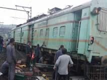 Central Railway : 'म.रे.'च्या वाहतुकीवर परिणाम, एक्स्प्रेसच्या वेळापत्रकात बदल