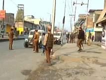 दहशतवादी बुरहान वानीच्या खात्म्याला 2 वर्ष पूर्ण, काश्मीर खोऱ्यात इंटरनेट सेवा बंद