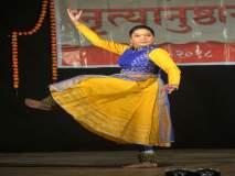 'नृत्यानुष्ठान' : एकल कथ्थक नृत्याविष्काराची नाशिककर रसिकांना भुरळ
