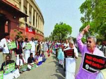 कावेरीसाठी मुख्यमंत्री उपोषणाला, केंद्र सरकारच्या विरोधात अण्णाद्रमुकचे आंदोलन