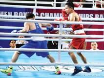 आशियाई बॉक्सिंग: कविंदरने विश्वविजेत्या कैराटला दिला धक्का