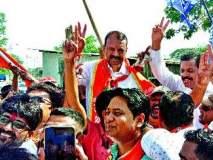 राजेंद्र गावित यांचा दणदणीत विजय; बविआला भोवले 'सूर्याचे' पाणी?