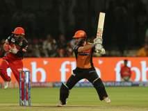 IPL 2019 : कर्णधार केनचे विल्यम्सनचे अर्धशतक, आरसीबीपुढे 176 धावांचे आव्हान