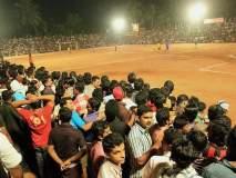 फुटबॉलप्रेमाची हद्द झाली राव; 'पाच मिनिटात येतो' सांगून नवरदेवाची मैदानाकडे धाव