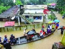 Kerala Floods : केरळच्या पावसात उद्ध्वस्त झाला दुर्मीळ ठेवा, कोट्यवधीचे नुकसान