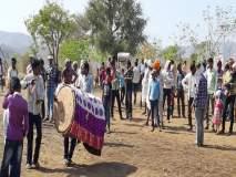Video - सालईबनात रंगला आदिवासींचा 'फगवा' महोत्सव!