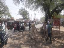 खामगाव शहर पोलिसांची धडक कारवाई, बेशिस्त वाहतुकीला बसणार चाप