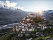 भारतातील सर्वात उंच गाव तुम्हाला माहीत आहे का?