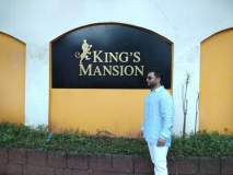 कांदोळी येथील किंगफिशर व्हिलाचे 'किग्ज मॅन्शन' नामकरण