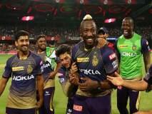 IPL 2019 : 'किंग खान'नंतर बाहुबलीकडून आंद्रे रसेलच्या खेळीचं कौतुक, म्हणाला...