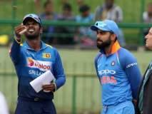 टी-20 सामन्यात टॉस श्रीलंकेने जिंकला असतानाही विराट कोहलीने घेतला निर्णय ?