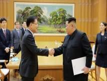 1953 नंतर प्रथमच उत्तर कोरियन नेता जाणार दक्षिण कोरियामध्ये