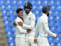 IND VS WI : भारताचा दणदणीत विजय, वेस्ट इंडिजचा डावाने पराभव