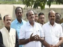 यूपीबाहेर 'असं' पहिल्यांदाच घडलं; कर्नाटकच्या मंत्रिमंडळात 'हत्ती'चं पाऊल पडलं!