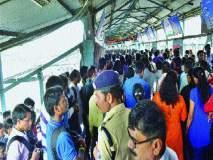कुर्ला रेल्वे स्थानकावर वाढला कमालीचा ताण, पुलांवरील गर्दी व्यवस्थापनाची समस्या गंभीर