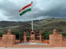 Kargil Vijay Diwas : देशभरातून शहीद जवानांना मानवंदना