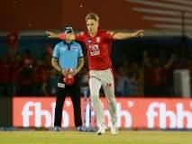IPL 2019 : कुरनची हॅटट्रिक अन् युवराजशी बरोबरी, हिटमॅन रोहितचा विक्रम मोडला