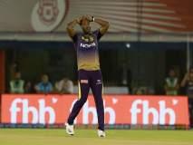 IPL 2019 KXIP vs KKR : कॅप्टन दिनेश कार्तिकने आंद्रे रसेलला सुनावले खडे बोल