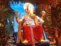 Ganesh Festival Special : लालबागच्या राजाचे १९३४ पासूनचे दुर्मिळ फोटो