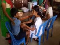 ठाणे जिल्ह्यात २७ लाखांपेक्षा जास्त मुलां - मुलींसह विद्यार्थ्यांना गोवरसह रूबेला लसीकरण