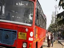 भीमा कोरेगाव प्रकरण : मुंबईसह राज्यभरात वाहनांची तोडफोड