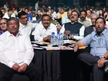 LMOTY 2019: भाजपा, सेना, काँग्रेस, राष्ट्रवादी नेते एकाच टेबलवर भेटतात तेव्हा...