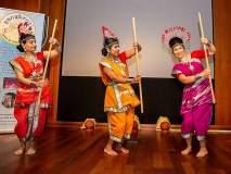लंडनमध्ये महाराष्ट्राच्या लोकनृत्याचा जागर, आदिवासींचे 'पवारा नृत्य' गाजले