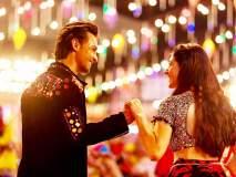 Loveyatri Movie Review : कथा नसलेला चित्रपट