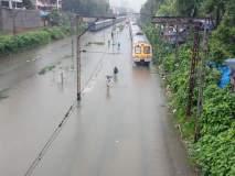 जलमय मुंबई, जिकडे तिकडे पाणीच पाणी....