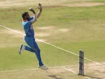 India vs Australia 1st odi :ऑस्ट्रेलियाचे भारतापुढे २३७ धावांचे लक्ष्य