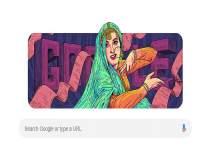 Madhubala : गुगलकडून स्वप्नसुंदरी मधुबालाच्या आठवणींना उजाळा