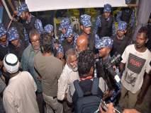 मालदीवमध्ये प्रसारमाध्यमांची मुस्कटदाबी : दोन भारतीय पत्रकारांना अटक