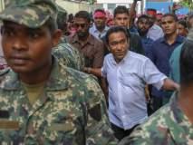 मालदीवच्या संकटावर भारताने घेतली कठोर भूमिका, राष्ट्राध्यक्षांना दिला सूचक इशारा