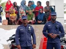 मालदीवमध्ये दोघा न्यायाधीशांना अटक; राष्ट्रपती आणि सर्वोच्च न्यायालयातील संकट गडद