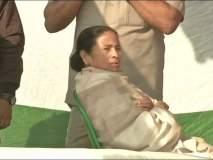 सीबीआय वि. कोलकाता पोलीस वाद पेटला; ममता बॅनर्जींचं 'घटना वाचवा' आंदोलन सुरू