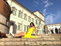 रोममध्ये व्हॅकेशनची अशी मजा घेतेय अभिनेत्री मनिषा केळकर