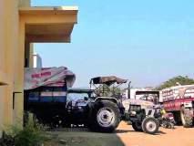 बुलडाणाजिल्ह्यातील मका उत्पादक शेतकरी संकटात