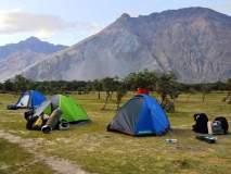 कॅम्पिंगसाठी बेस्ट जागा शोधताय का? लेह-लडाखमधील ७ जागांवर घ्या रोमांचक अनुभव!