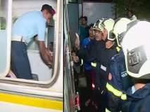 मुंबई : मरोळमधील अग्नितांडवात एकाच कुटुंबातील 4 जणांचा मृत्यू
