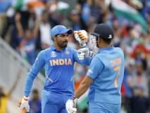 India Vs New Zealand World Cup Semi Final : खेळले, लढले... पण अखेर हरले, भारताचे आव्हान संपुष्टात