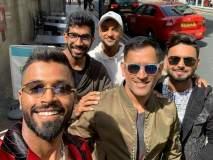ICC World Cup 2019 : नव्या भिडूच्या आगमनानं लोकेश राहुलचा आनंद गगनात मावेना, कारण...