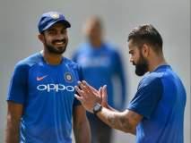 ICC World Cup 2019: रहाणे, रायुडूच्या नावाचा विचार झाला, पण मयांकने बाजी मारली...कारण ?