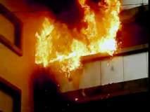 नागपुरात औषध बाजारातील १० दुकाने जळून खाक , कोट्यवधींचे नुकसान