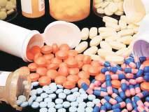 सैन्य दलाच्या औषधांची खुल्या बाजारात विक्री