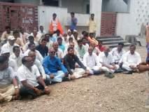 Maratha Reservation Protest: मेहकरमध्येखासदार, आमदारांच्या घरासमोर धरणे