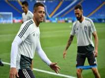 FIFA Football World Cup 2018 : मेक्सिकोचा कोरियावर विजय, गटात अव्वल स्थानावर