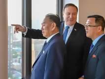 उत्तर कोरियाच्या उच्चपदस्थ अधिकाऱ्यांनी घेतली माईक पोम्पेओ यांची भेट