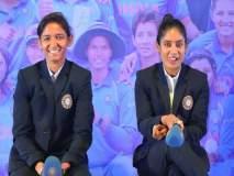 भारताची कर्णधार मिताली राज डान्स करते तेव्हा
